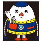 リフォーム・オウチーノ  キャラクター制作