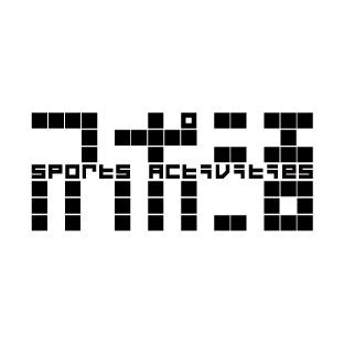 Sports Activities スポ活ロゴデザイン